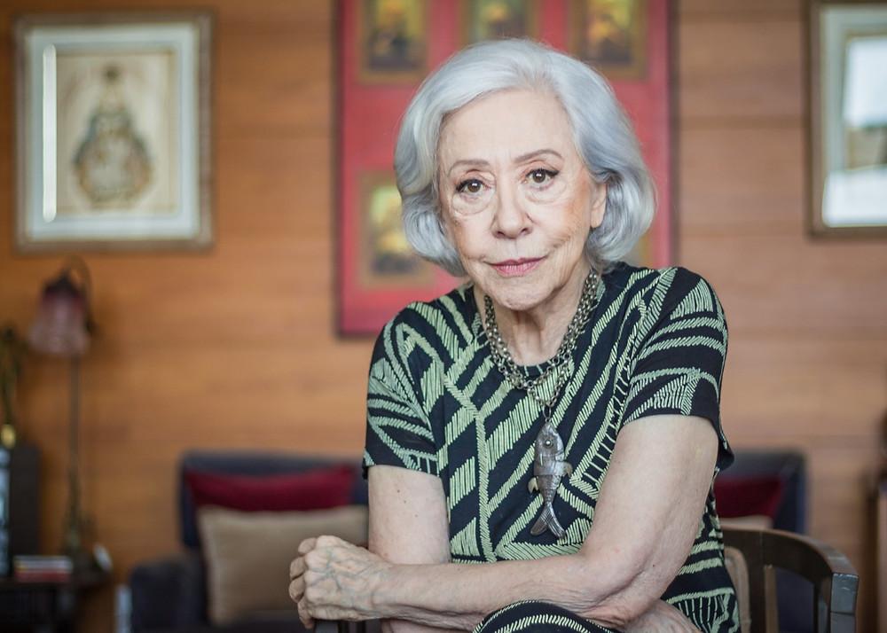 Fernanda Montenegro lança fotobiografia em Curitiba