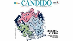 Crescimento do mercado de e-books é o assunto de capa do Cândido 112