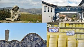 Minas Gerais traz grandes atrativos para turista nenhum botar defeito