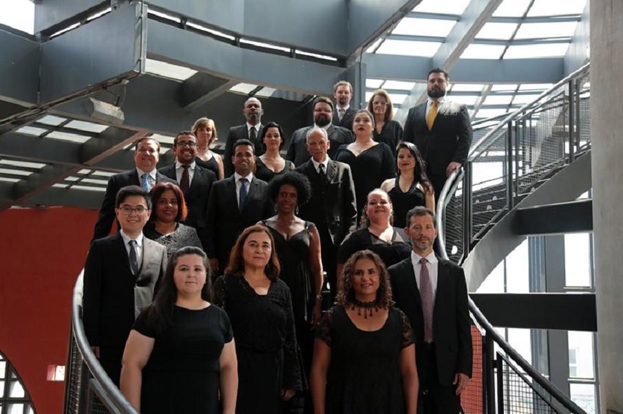 Coro da Camerata Antiqua encerra Festival de Corais de Joinville