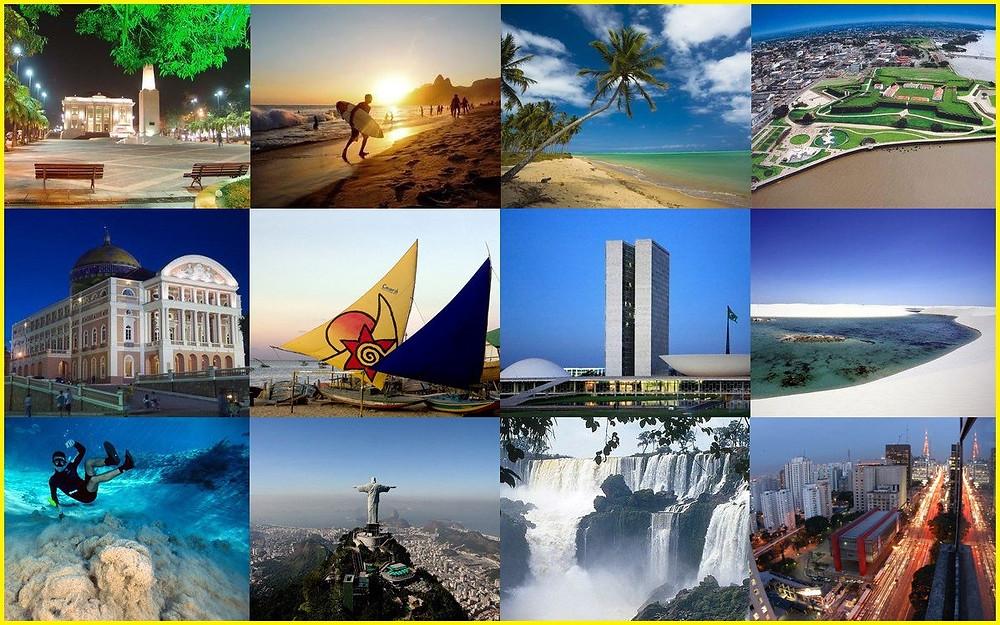 Brasil Aposta No Turismo como Máquina De Gerar Emprego E Renda