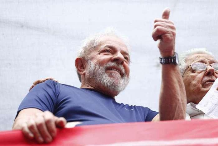Datafolha também aponta Lula na liderança
