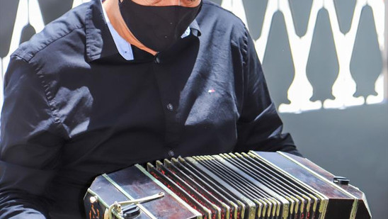 Shows mostrarão a sonoridade do bandoneon de Piazzolla