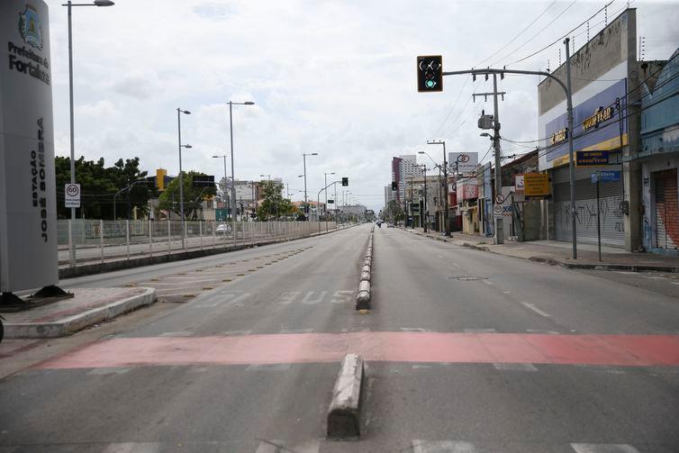 Onda de violência afeta turismo em Fortaleza