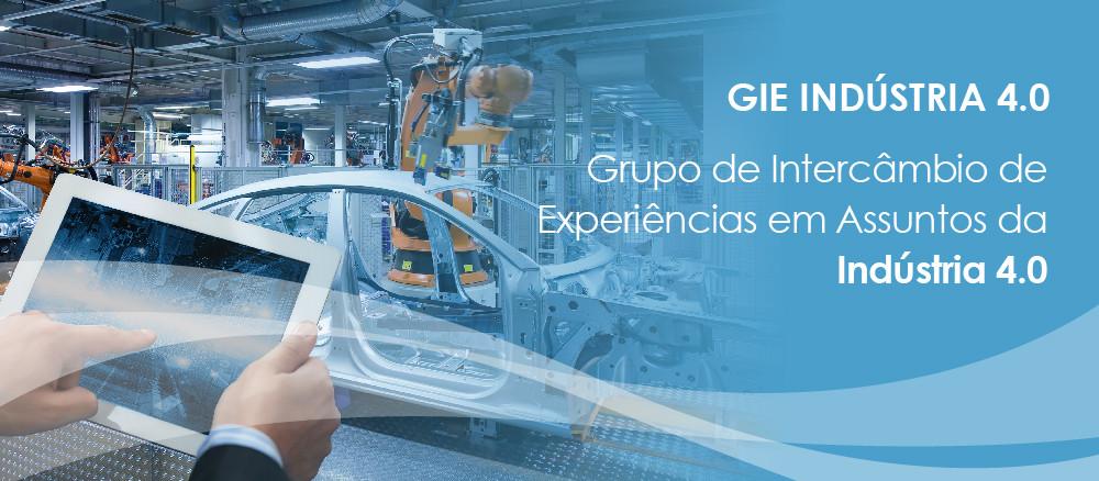 Grupo de Intercâmbio de Experiências em Assuntos da Indústria 4.0