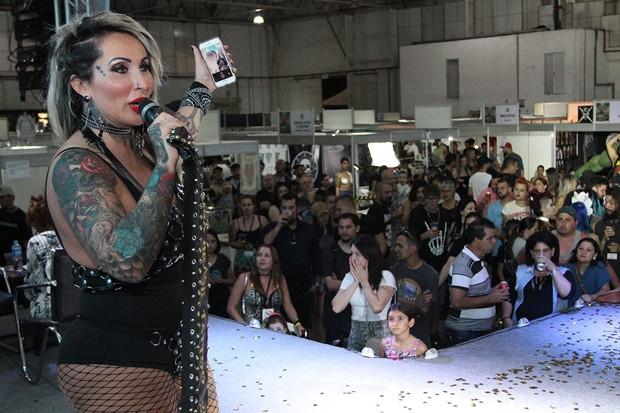 Disputa do Musa Brasil Tattoo ocorre neste sábado no Beto Carrero