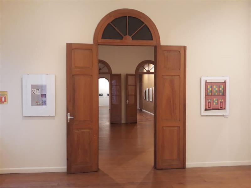 Museu da Gravura, sala de