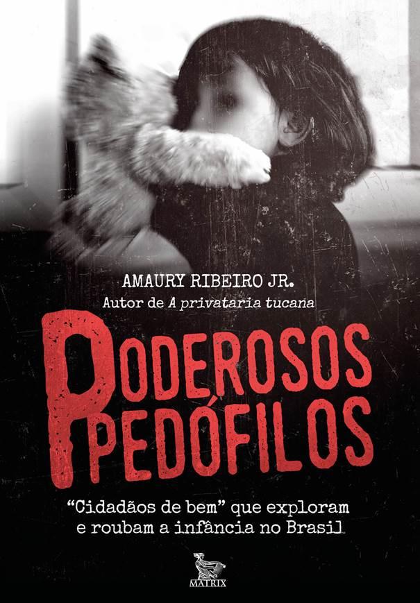 Livro-reportagem que está sendo lançado pela Matrix Editora nesta semana. A obra é resultado de mais de 20 anos de investigação sobre a exploração sexual de crianças e adolescentes na região da Amazônia.  Crédito: Matrix Ed.