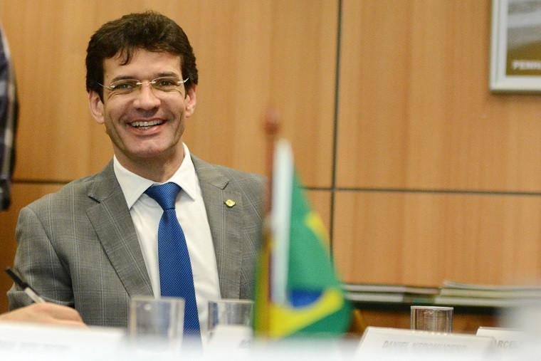 Marcelo Álvaro Antônio assume o cargo de ministro do Turismo