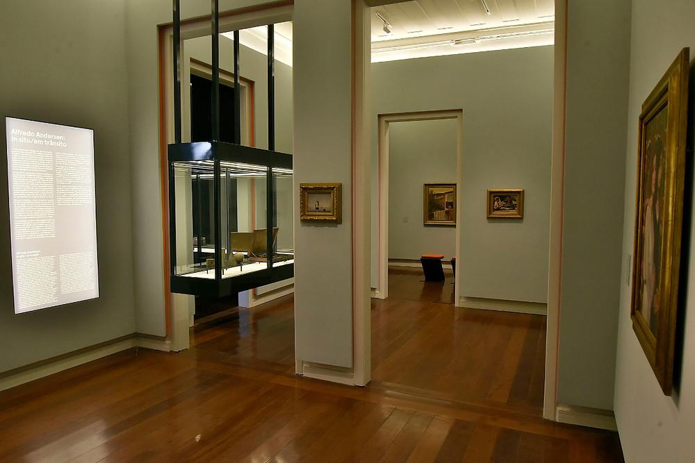 Exposição aborda um novo olhar sobre a obra de Alfredo Andersen