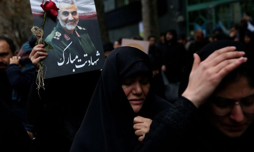 Foto: Wana News Agency / Reuters