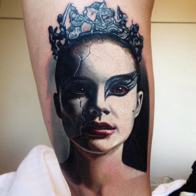 arte tattoo real