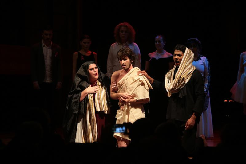 Núcleo de Ópera Comunitário apresenta O Filho Pródigo