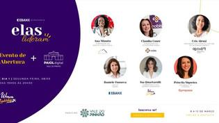 Dia Internacional da Mulher terá Paiol Digital especial e semana de palestras