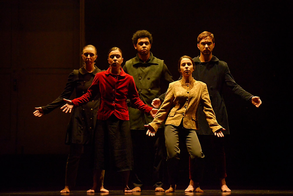 Profissionais da dança promovem intercâmbio cultural entre Brasil e Israel