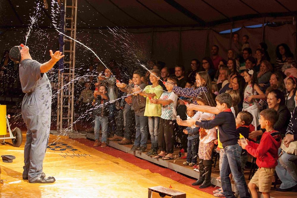 Espetáculo clown promete divertir São José dos Pinhais