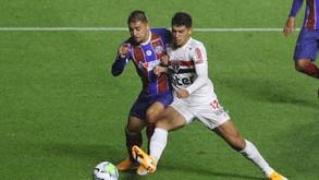 Bahia e São Paulo lutam por objetivos diferentes neste sábado