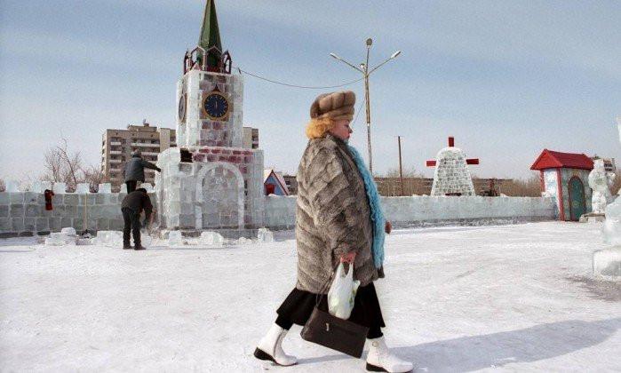 Rússia contemporânea de Serguei Maksimishin segue em exposição