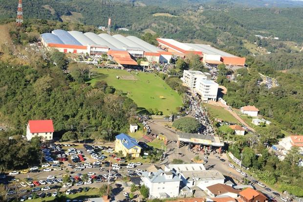 Fundaparque investirá quase R$ 600 mil em melhorias até 2020