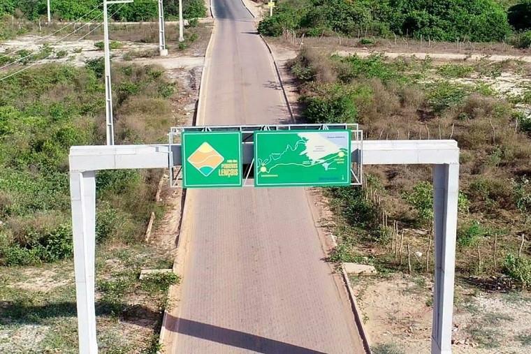 Ecorodovia facilita trajeto dos turistas no entorno do Parque Nacional dos Lençóis Maranhenses