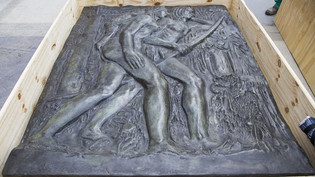 Jardim das Esculturas recebe mais três obras de João Turin