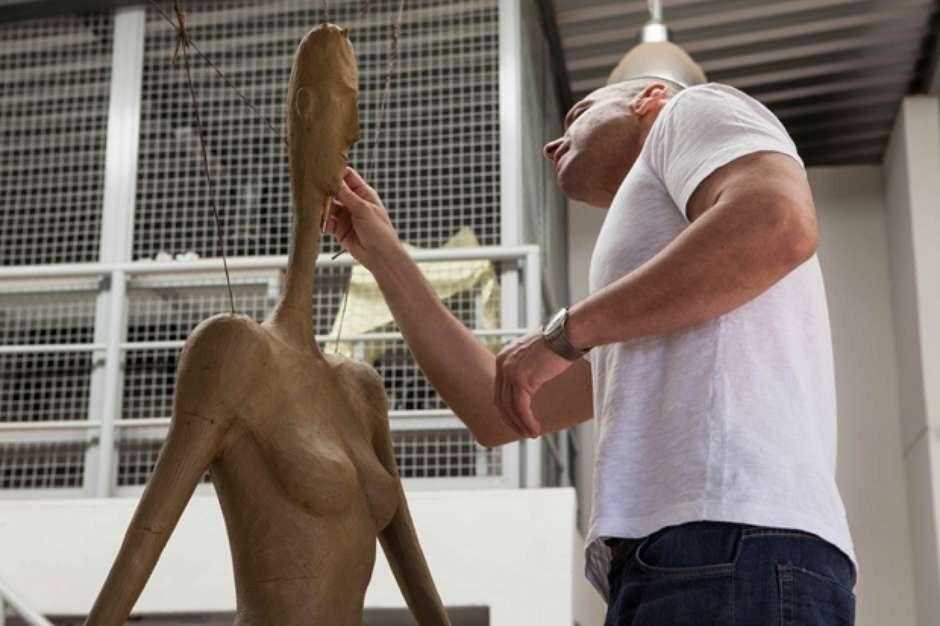 Bienal de Esculturas JISP de Xangai terá obras de Leopoldo Martins