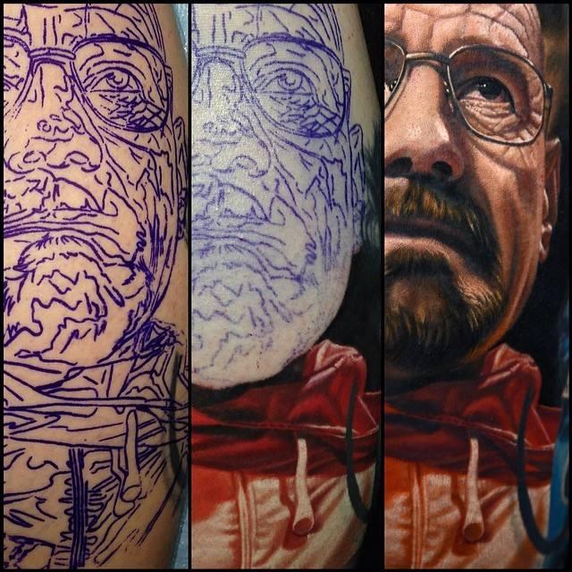 tattoorealismo