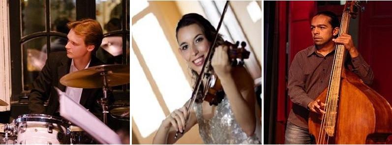 Biblioteca recebe apresentações de música clássica e jazz nesta quinta-feira