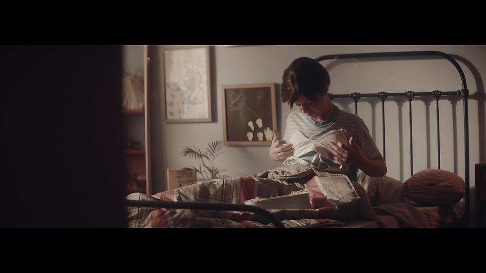 O filme Meu Primeiro Sutiã entrou no Shortlist da categoria Film do Cannes Lions 2019