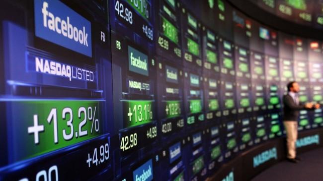 Facebook tem perda recorde de US$ 120 bi na bolsa de valores