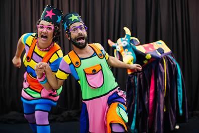 Sesi Portão celebra a cultura popular com Boi Bolé