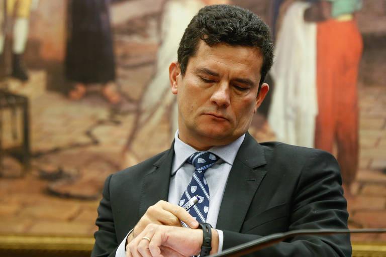 STF retira de Moro trecho de delação sobre Lula e Mantega