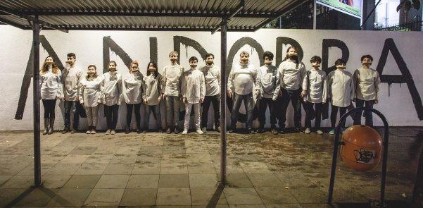 Goethe-Institut apresenta performance Andorra e bate-papo sobre liberdade artística