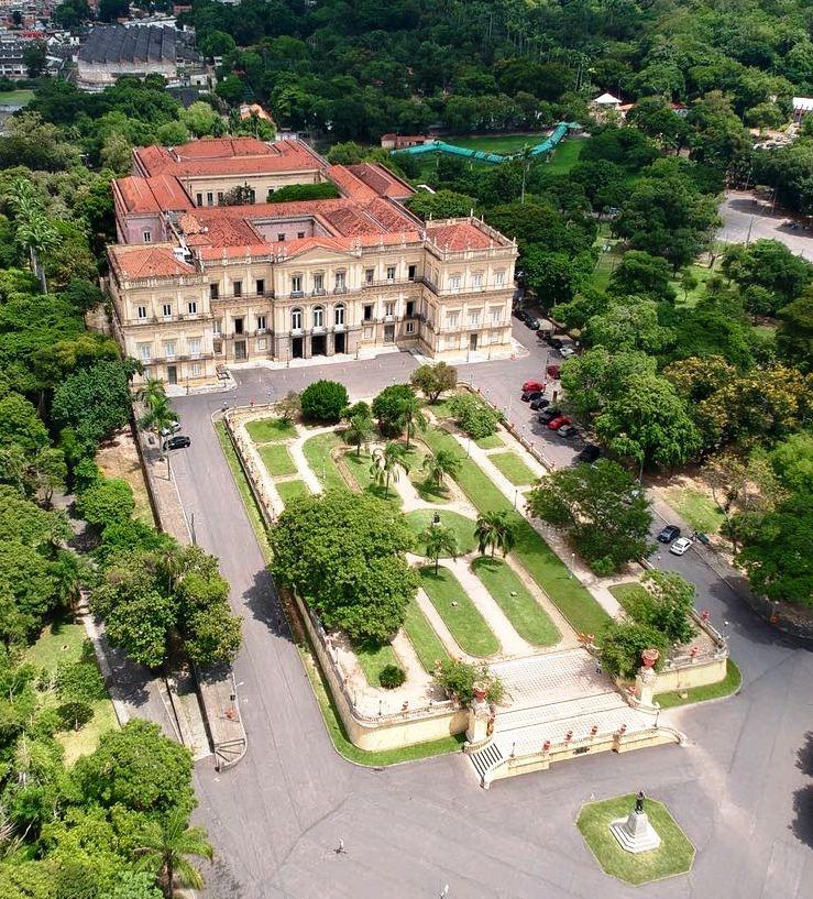 Concurso vai selecionar projeto arquitetônico para construção de anexo para o Museu Nacional