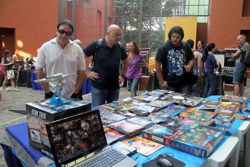 Memorial de Curitiba recebe 22ª Convenção Star Trek