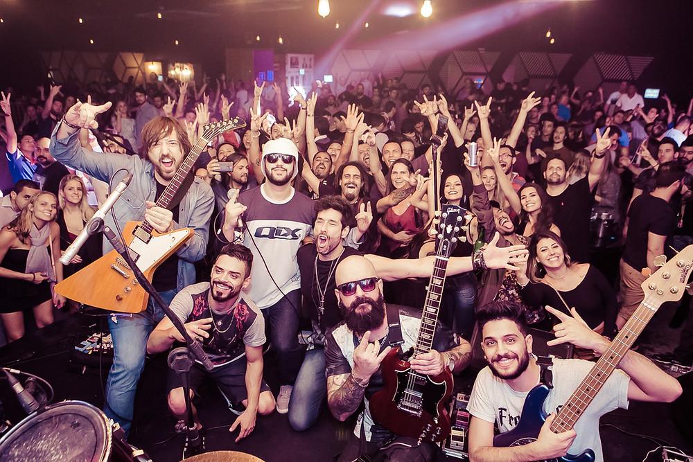 Pop up de Rock 'n' Roll chega esta semana ao Jockey Club no RJ