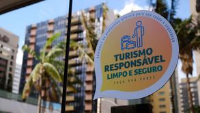 """Destinos nacionais conquistam selo de """"Viagens Seguras"""" do WTTC"""