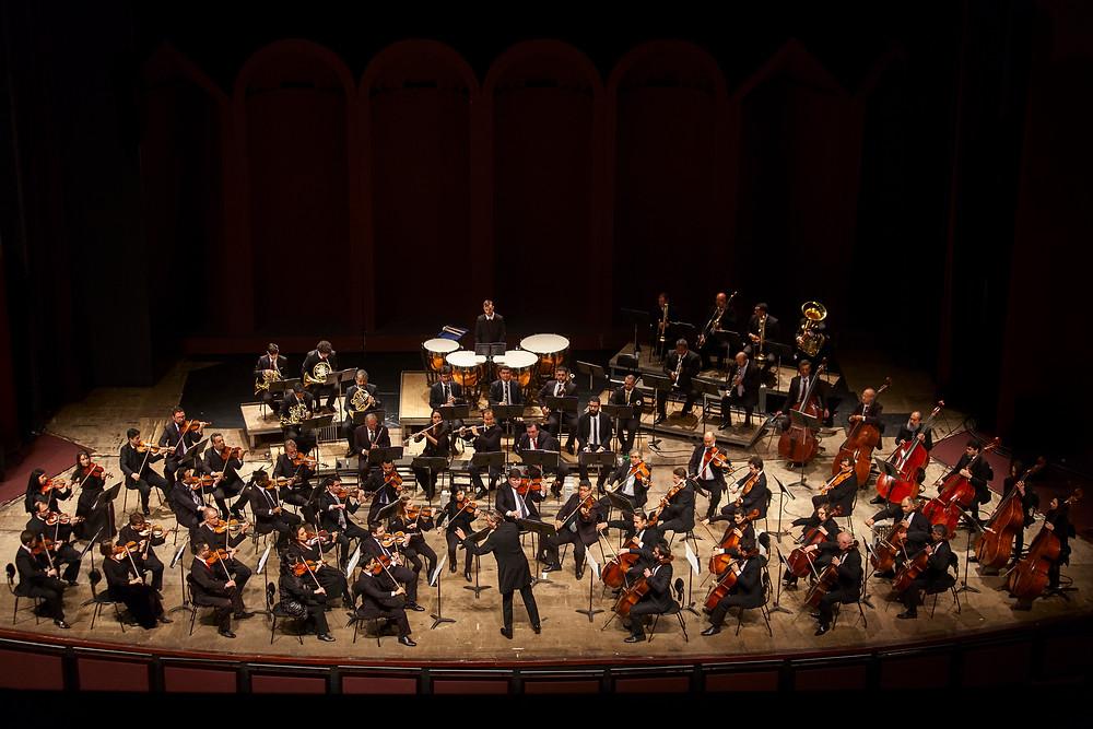 Orquestra Sinfônica do Paraná insere jovens no mundo da música clássica