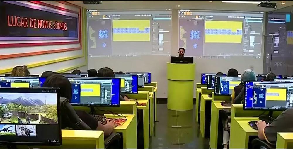 O mercado de games está em plena expansão no Brasil