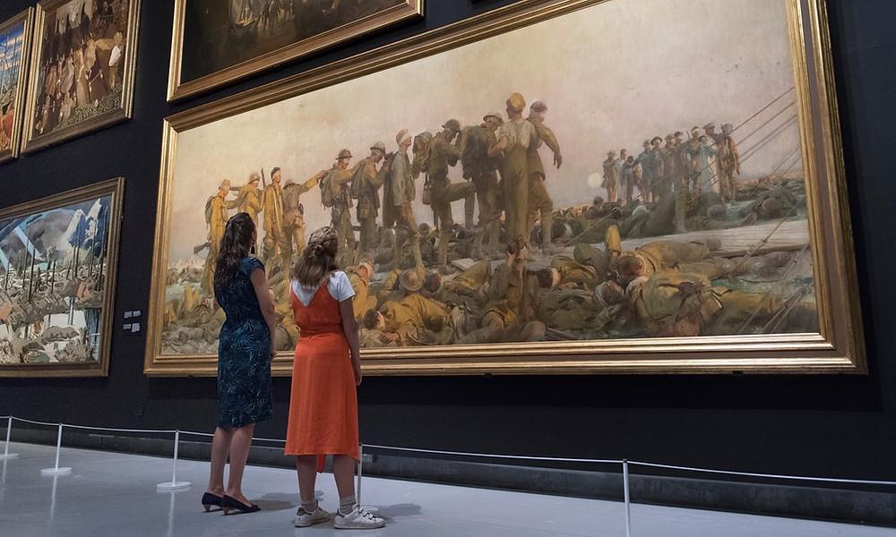 Memórias da Grande Guerra no Imperial War Museum North