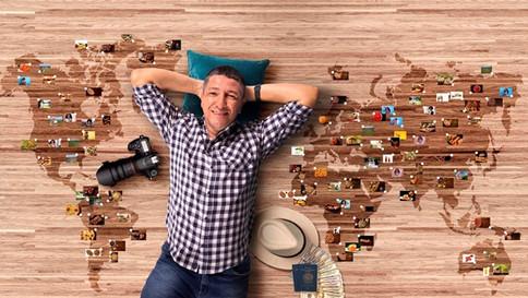 Fotógrafo brasileiro é eleito o maior em vendas mundiais de imagens da América do Sul