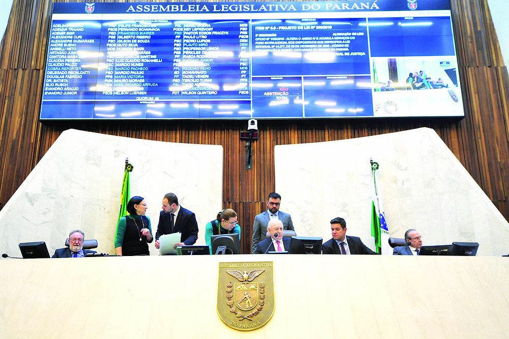 Assembleia promulga reajuste de 2,76% para servidores de outros poderes