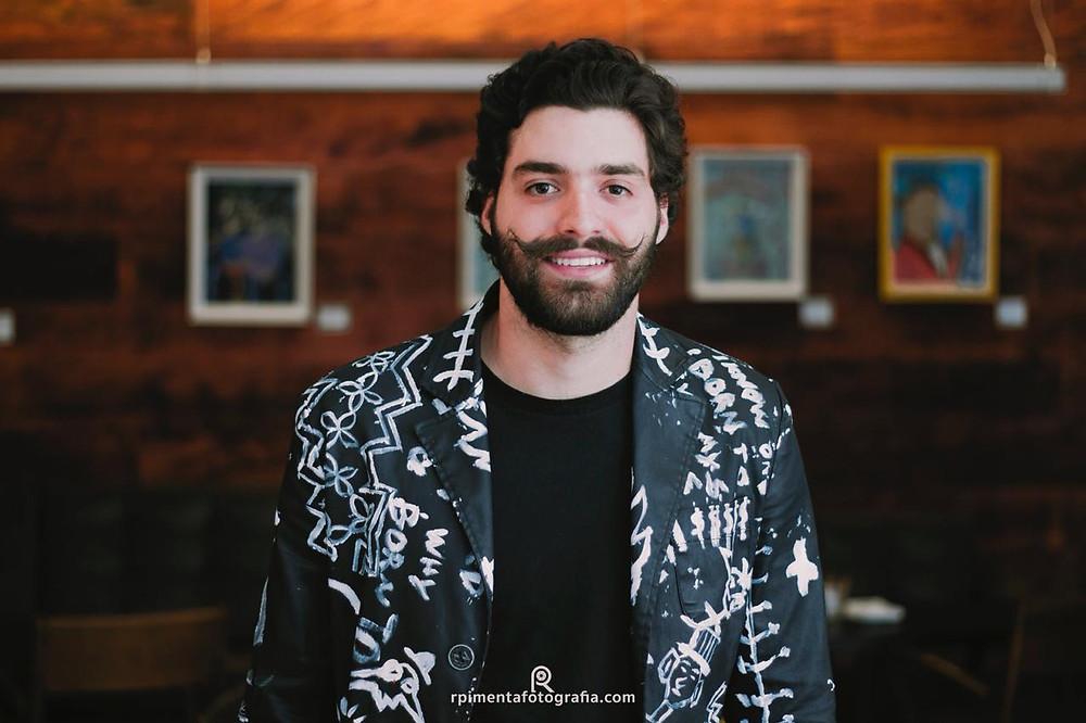 Samuel Caixeta anuncia exposições internacionais para 2019