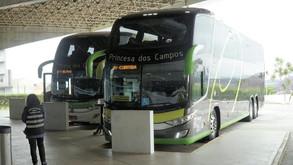 Passagens de ônibus intermunicipais serão reajustadas nesta terça