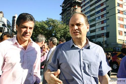 MP Eleitoral pede impugnação das candidaturas de Richa e Ricardo Barros