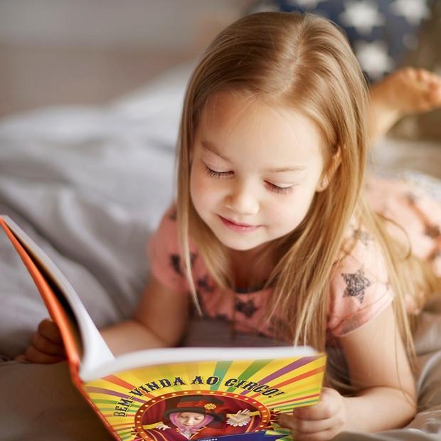 Livros infantis personalizados levantam o mercado editorial brasileiro