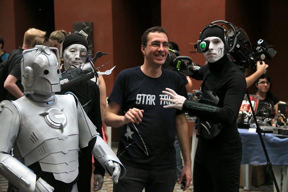 No Memorial, a 23° edição da TrekCon homenageia Lucas Laynes