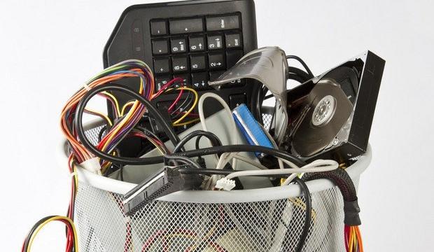 Empresa realiza descarte e reciclagem ideais para a sucata eletrônica