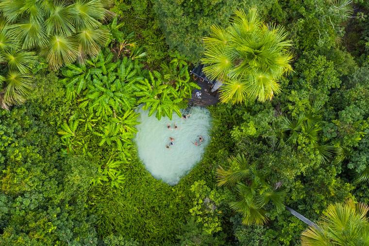 Os destinos mais refrescantes do Brasil para o turista aproveitar a estação mais quente do ano