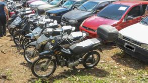 Setran promove leilão com 194 veículos